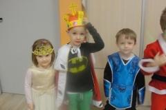 Bal księżniczek i rycerzy ;)