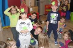Dzień Ligi Ochrony Przyrody- Przedszkolaki przyjaciele drzew