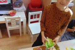 Dzień wąsatego ogórka i zgrabnego pomidorka :)