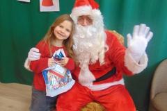 Mikołaj w przedszkolu :-)