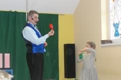 Pan Czarodziej w przedszkolu