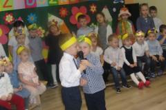 Pasowanie na przedszkolaka :)