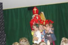"""Teatrzyk w przedszkolu- """"Wyczarujmy sobie Świętego Mikołaja\"""""""