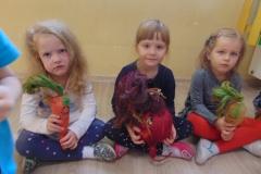 Urodziny ogródkowych witaminek