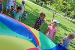 Zabawy z wiatrem- Wielka Parada latawców
