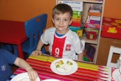 Zabawy ze zdrową kuchnią- zajęcia kulinarne